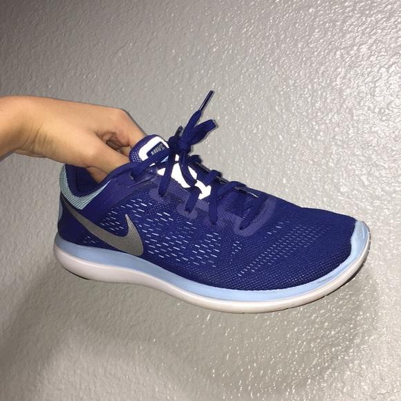 Nike Shoes | Navy Blue Nike Running